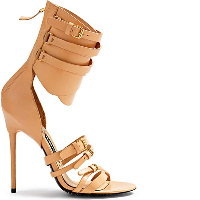 Tom-Ford-nude-leather-sandal-Spring-2013
