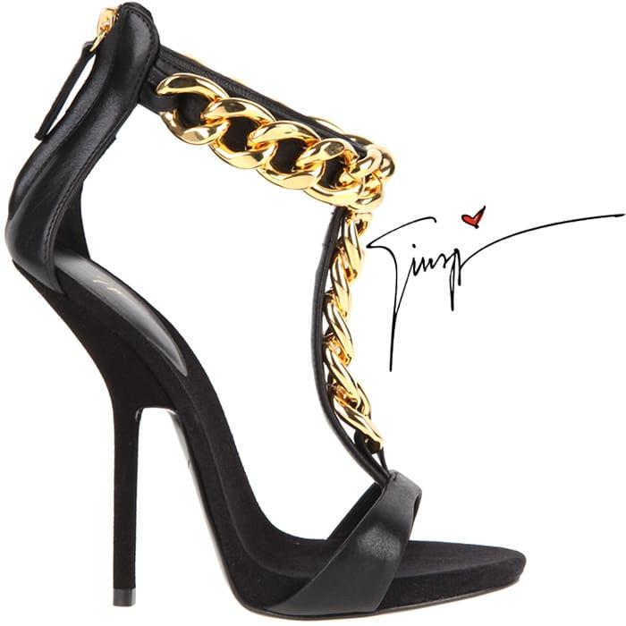 Giuseppe-Zanotti-chain-sandal-Spring-2013