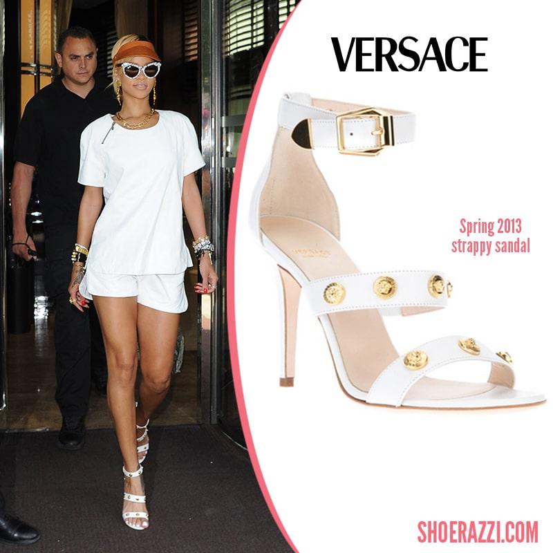 Versace-Spring-2013-Sandal-Rihanna