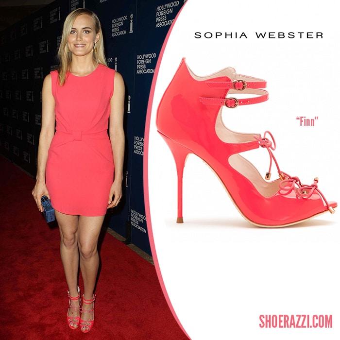 Sophia-Webster-Finn-Sandal-Taylor-Schilling