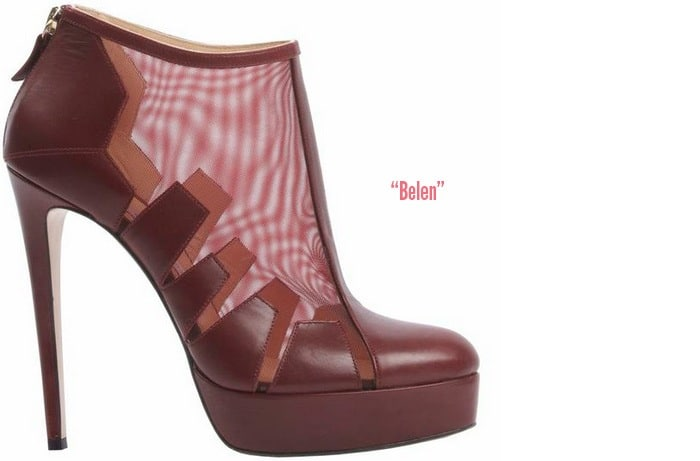 Bionda-Castana-Belen-Boot-Fall-2013-Collection
