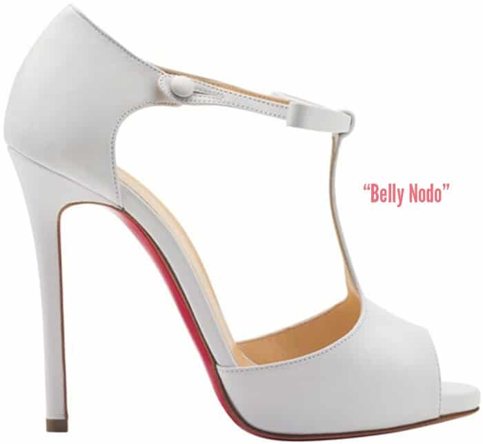 10c0b623c4d Christian Louboutin Spring 2014 Collection - Shoerazzi