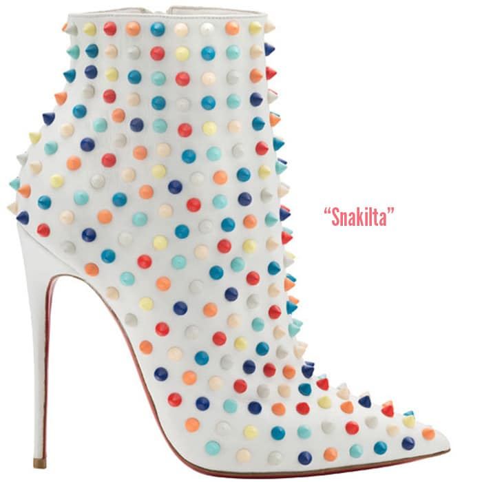 new styles 8a852 77559 Christian Louboutin Spring 2014 Collection - Shoerazzi
