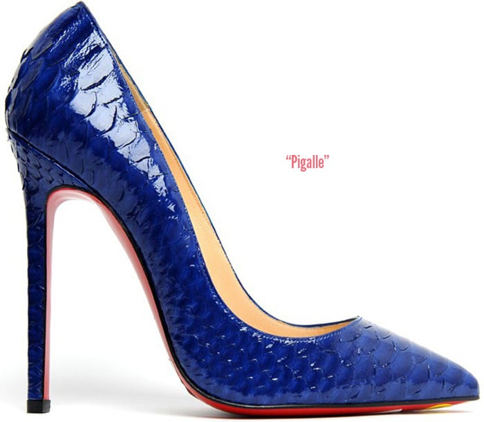 Christian-Louboutin-Spring-2014-Pigalle-Python-Pump