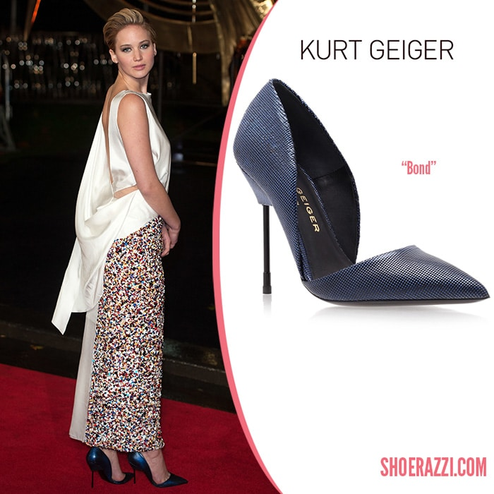 Kurt-Geiger-Bond-Pump-Jennifer-Lawrence