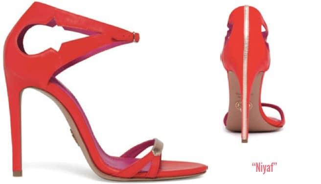 Oscar-Tiye-red-leather-Niyaf-sandal
