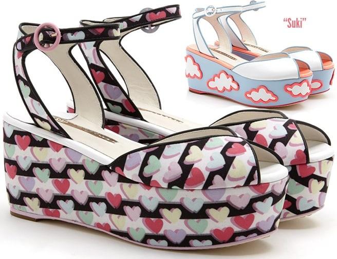 Sophia-Webster-Suki-Spring-2014-flatform-wedge-platform-sandal