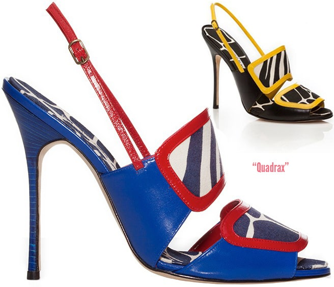 Manolo-Blahnik-Quadrax-sandal-Spring-2014-collection