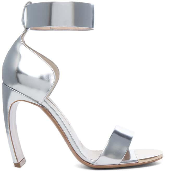 Nicholas-Kirkwood-curved-heel-ankle-strap-sandal