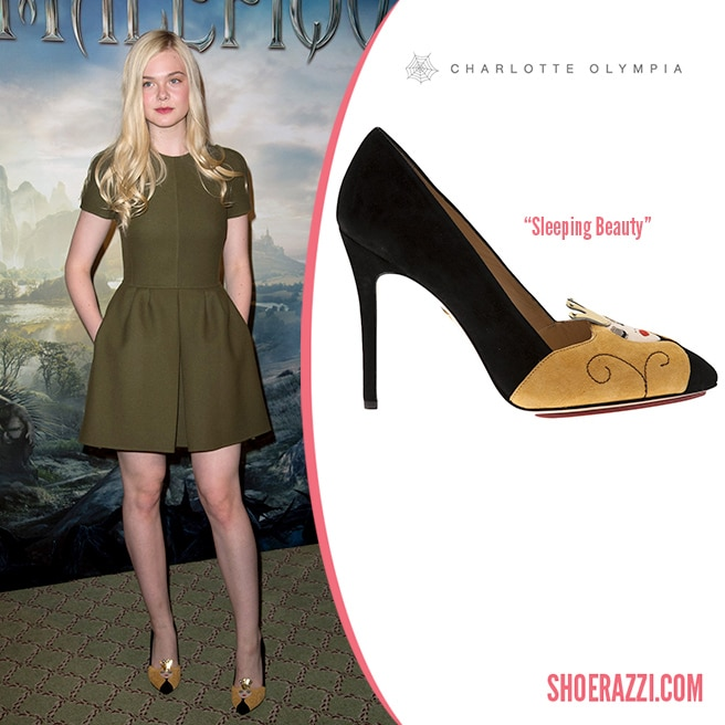Charlotte-Olympia-Sleeping-Beauty-Elle-Fanning