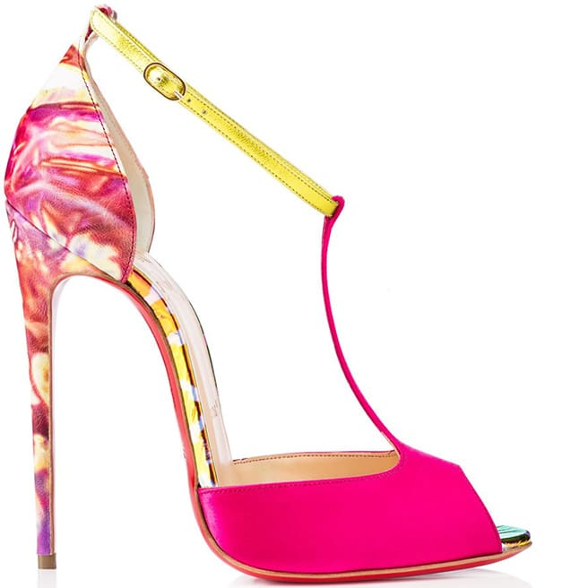 331c15b1891 Christian Louboutin Spring 2015 Collection - Shoerazzi
