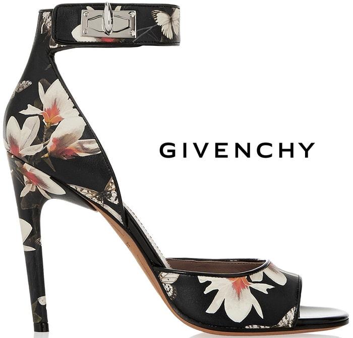 Givenchy-Magnolia-Moth-Print-Sandal-Shop