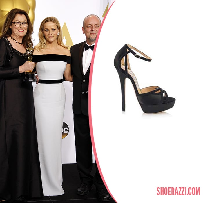 6c3fd1bfec20c Reese Witherspoon in Jimmy Choo Patsy Platform Sandals