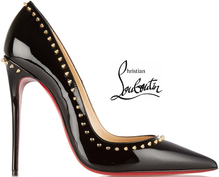 Christian-Louboutin-Fall-2015-Anjalina-Spiked-Pump