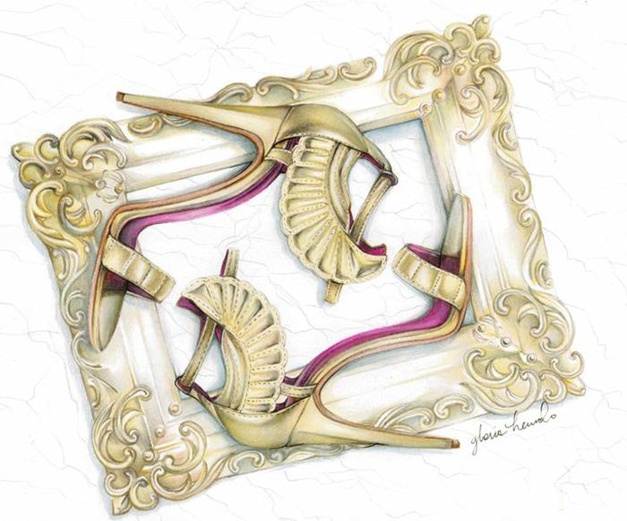 Oscar-Tiye-Malikah-Gold-Sandals