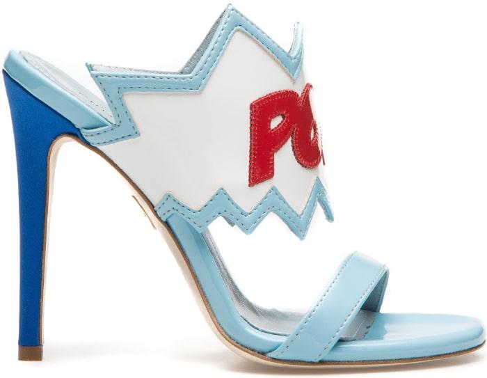 Chiara-Ferragni-sandals-Spring-2016-Pow-Bang-mules