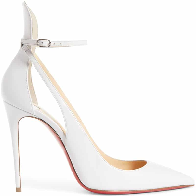 check out 1bcbc 330fb Best Designer Wedding Shoes 2016 - ShoeRazzi's Top Bridal Heels