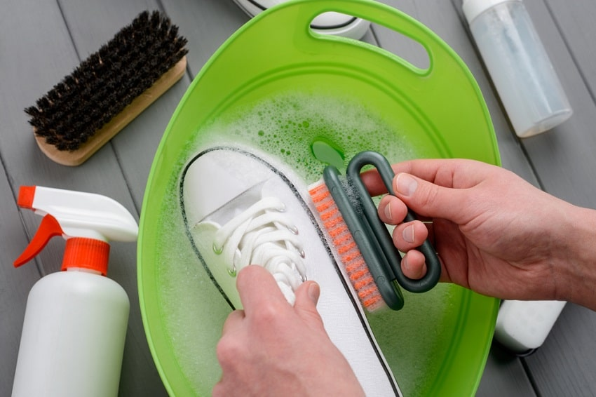 How to Clean Used Shoes