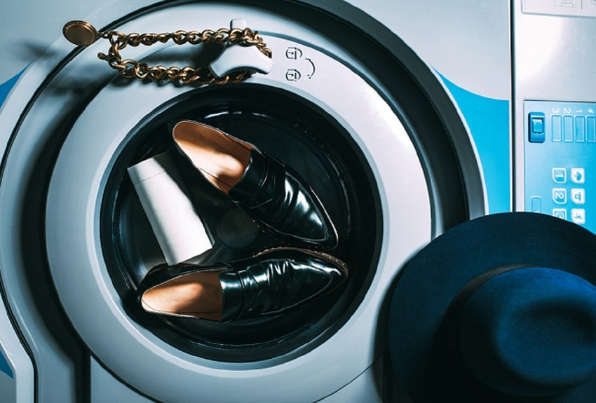 How to Dry Shoes in the Dryer