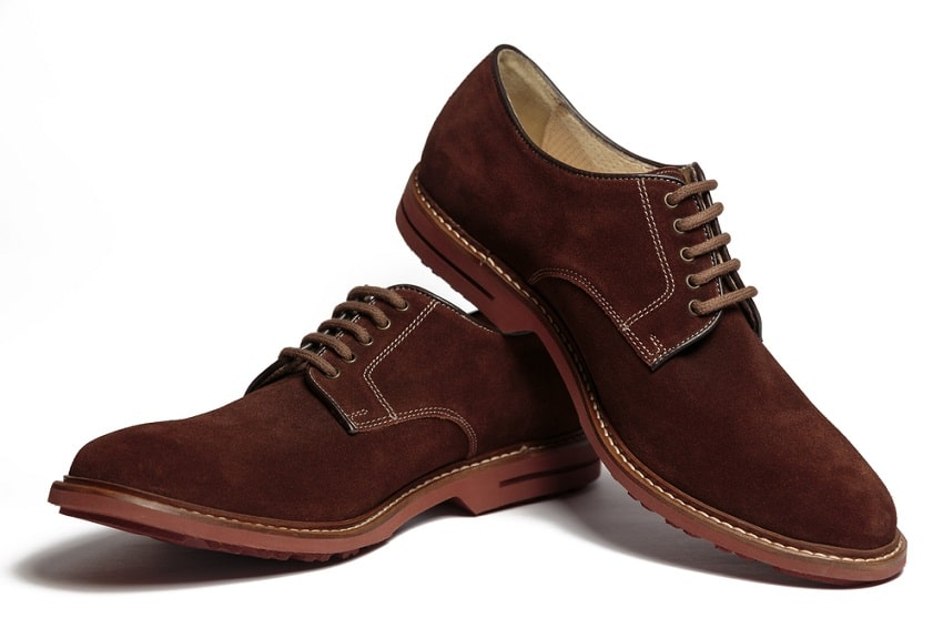 How to Stretch Suede Shoes