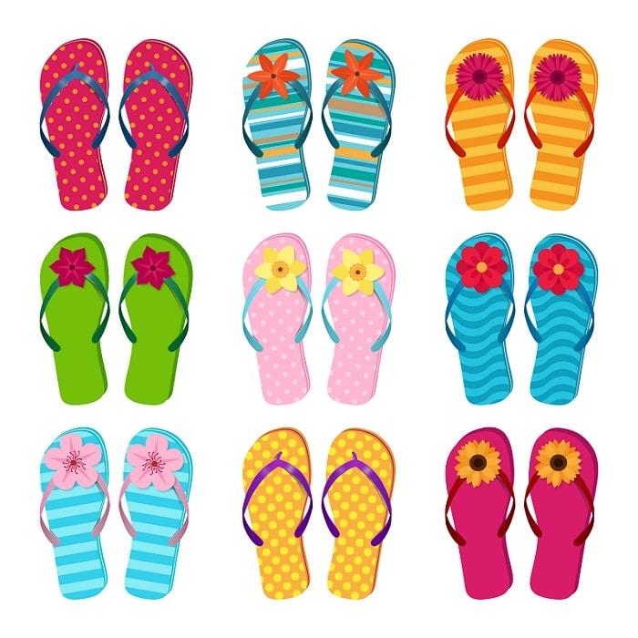 Type of Flip Flops