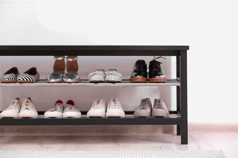 Types of Shoe Racks