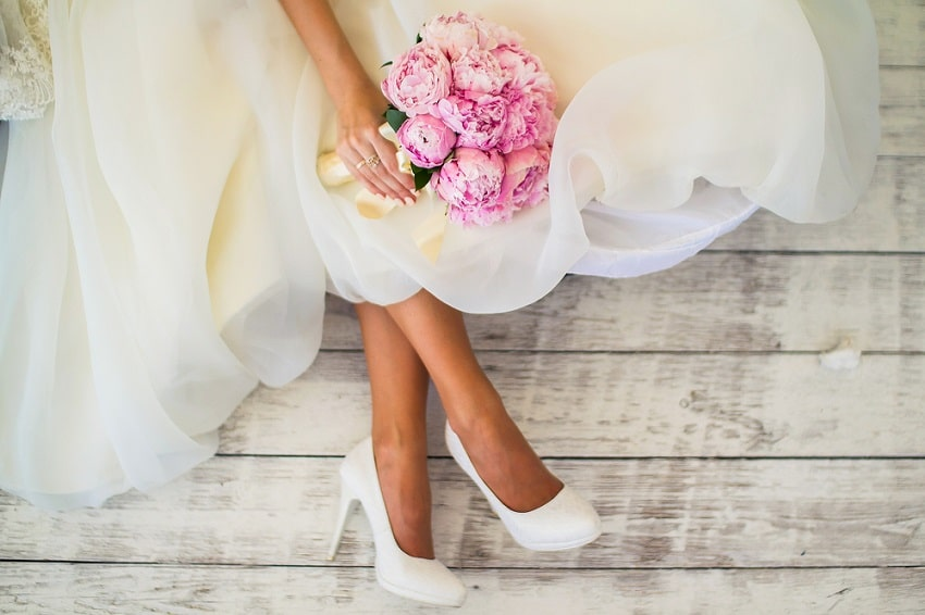 Types of Wedding Shoes for Women