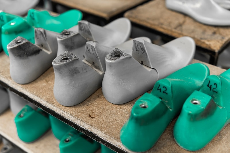 how shoes are made in factory