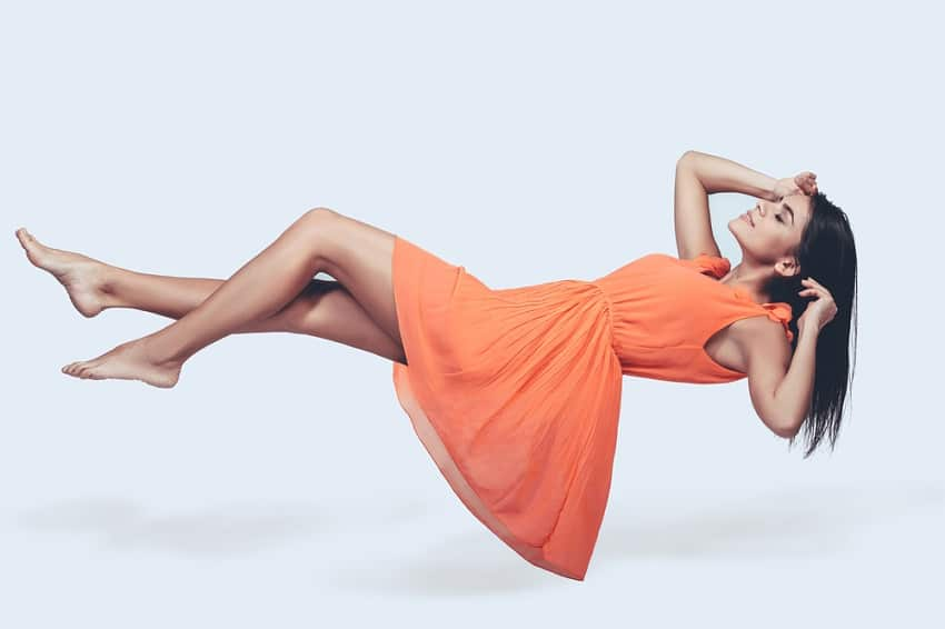 What Color Shoes to Wear with an orange dress