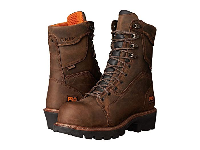 Timberland PRO 9 Composite Safety Toe Waterproof Insulated Logger