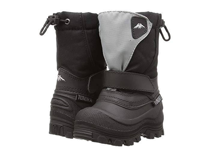 Tundra Boots Kids Quebec Wide