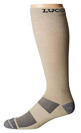 Lucchese Men's Wool Socks