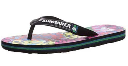 Quicksilver Molokai Flip Flops