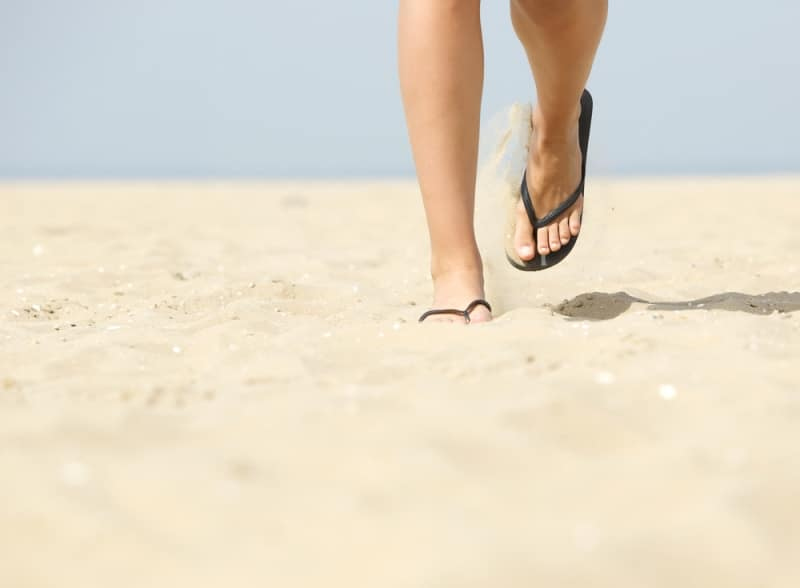 Best Flip Flops for Walking