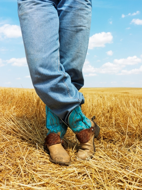 Best Jeans for Cowboy Boots