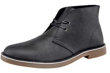 JOUSEN Men's Chukka Ankle Boots
