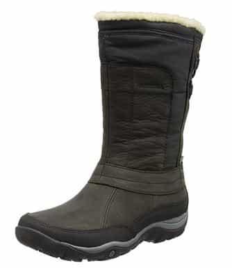 Merrell Women's Murren Mid Waterproof-W Snow Boot