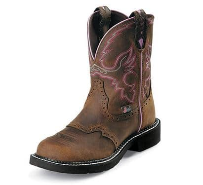 Justin Original Boots Women's Gypsy Western Work Boot