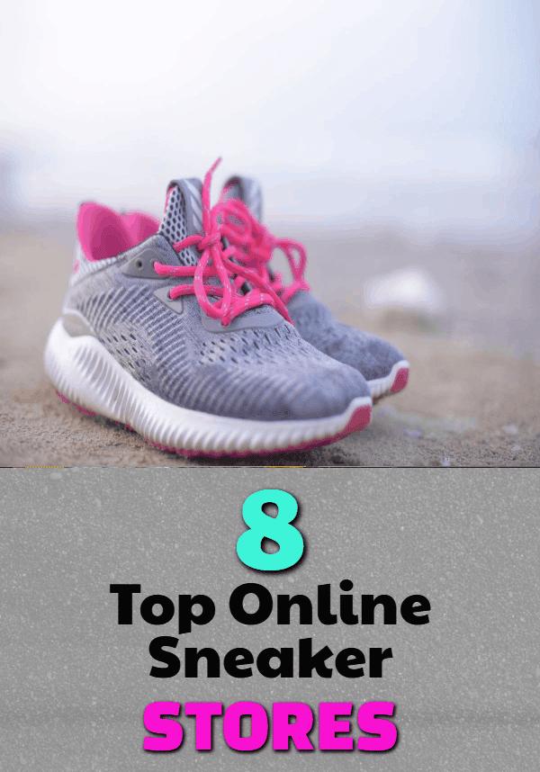 online sneaker stores